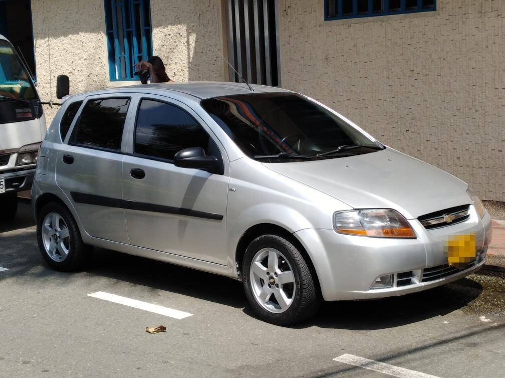 Aveo Five 2008 15700000 En Mercado Libre