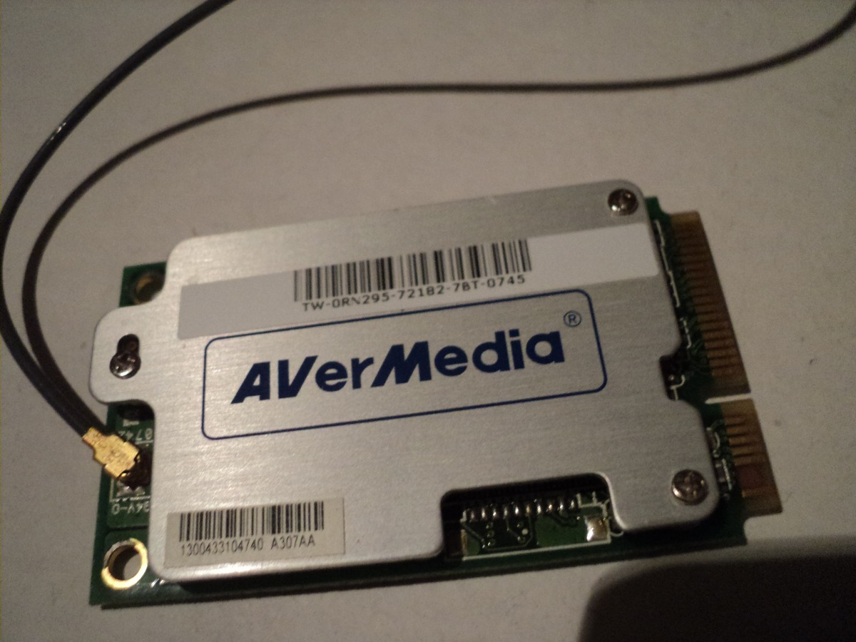 AVERMEDIA A307 TREIBER WINDOWS 8