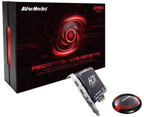 avermedia capturadora live gamer hd c985 hdmi nuevo modelo