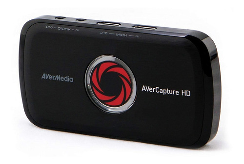 avermedia lgp lite gl310 hd 1080 xbox ps4 capturadora video
