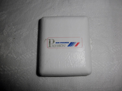 aviacion air france estuche para piloto