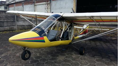aviação, aeronave, ultra leve