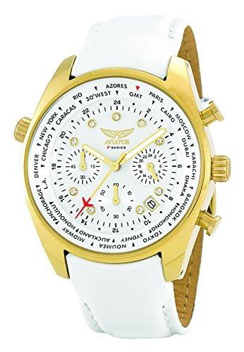 Aviator Womens Watch - Reloj De Pulsera De Moda Casual... -   73.990 ... b0fc4d643dbf