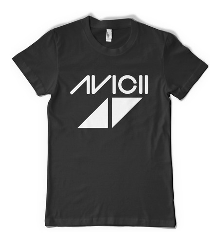 avicci remera dj color animal