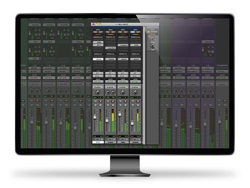 avid heat console analógico no pro tools hd licença perpétua