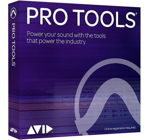 avid pro tools 2019 + 2018 licença vitalícia