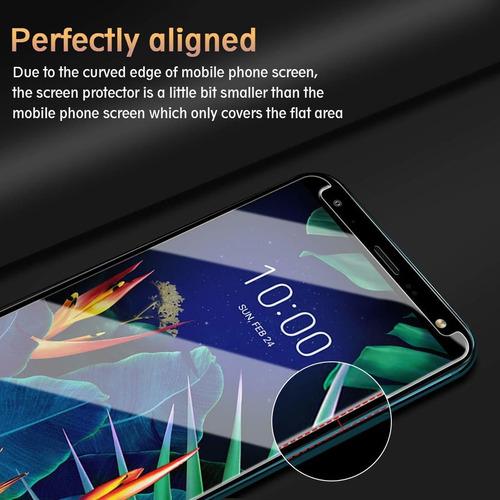 avidet para lg k40 protectores de pantalla lg k40 vidrio tem
