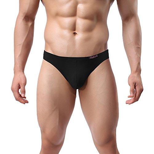 avidlove men underwear micromodal bikinis 4 pack briefs