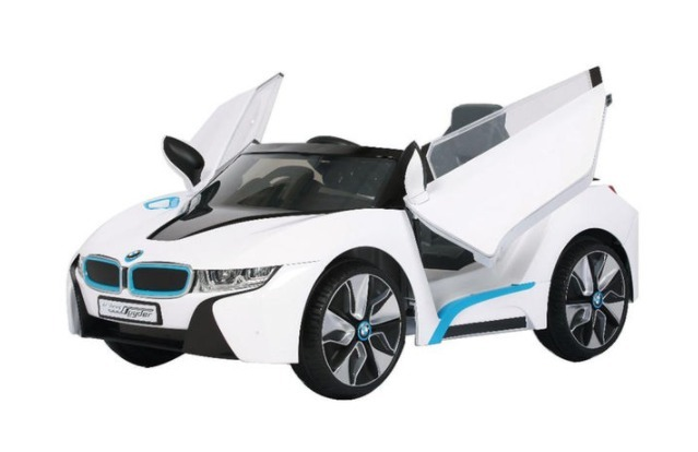 Avigo Bmw I8 6 Volt Ride On Carro Electrico Juguete White 1 542