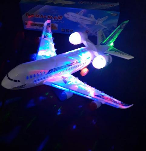 avião brinquedo com