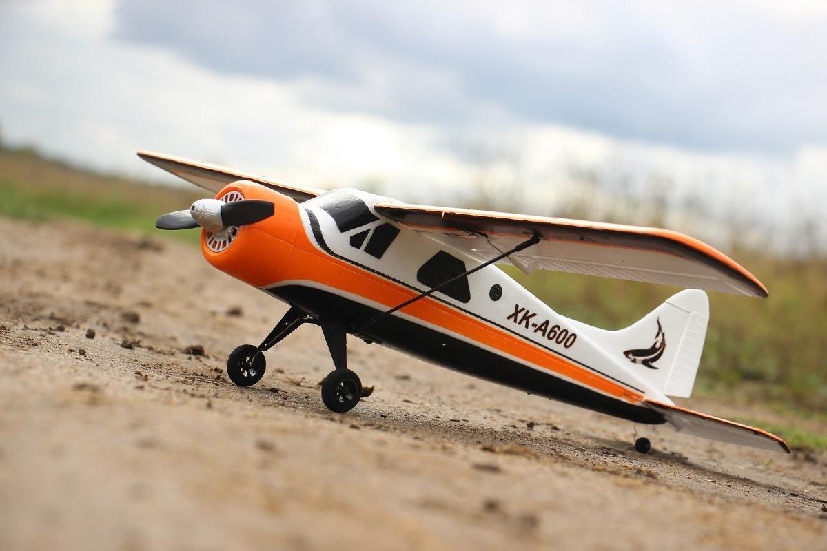 Resultado de imagem para Aeromodelo Xk Dhc-2 A600 Dhc 2 5 Ch 3d6g Rtf