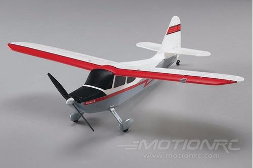 avião stinson voyager aeromodelo eletrico treinador completo