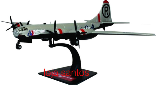 aviões coleção bombardeiros boeing b-29 enola gay