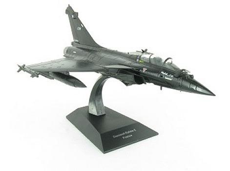 Avioes Combate Jato Dassault Rafale Escala 1/72 C/ Revista