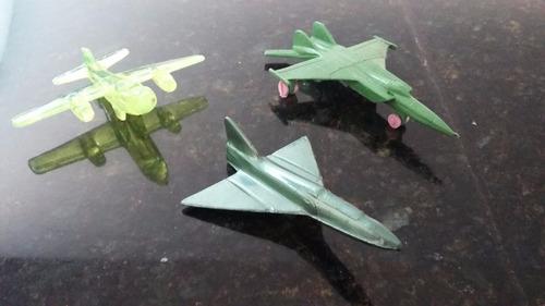 aviões promocionais kellogs