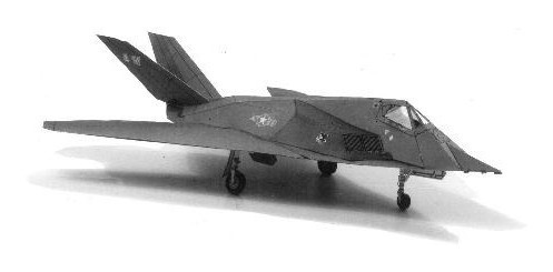 avion a escala  1/72