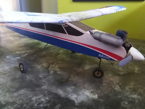 avion aeromodelismo