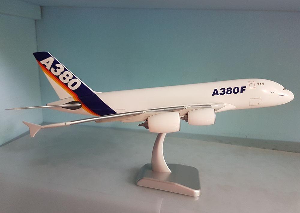 avion airbus a380f cargero escala 1 200 42 900 en mercado libre