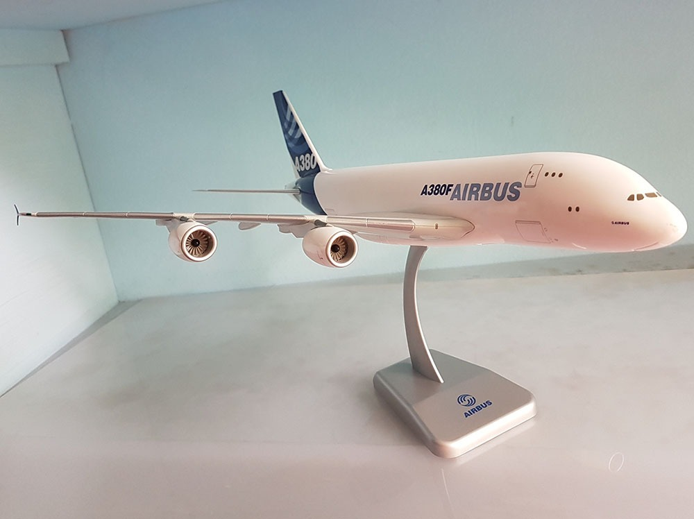 avion airbus a380f de carga escala 1 200 42 900 en mercado libre