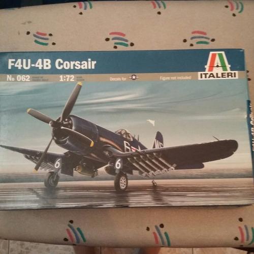 avion ataleri f4u-4b corsai esc.1:72