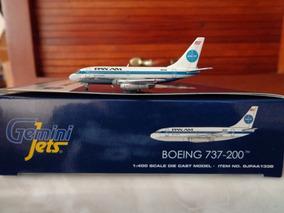 Gemini Jets 1//400 Pan Am American Boeing 737-200 N68AF metal miniature
