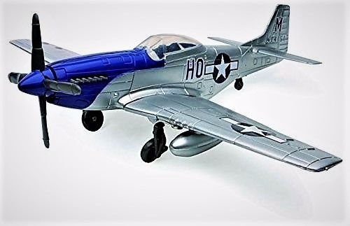 Avion Caza North American P -51 Mustang Wwll Mundial 1/48 - $ 698,00 ...