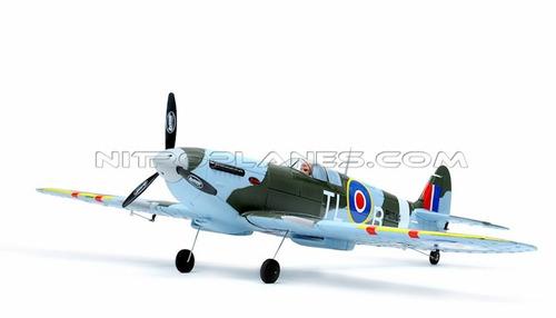 avión de la segunda guerra mundial a radio control rtf