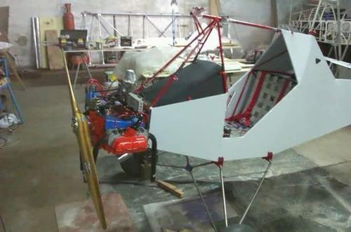 avion experimental