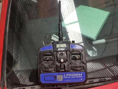 avion gasolina radio control
