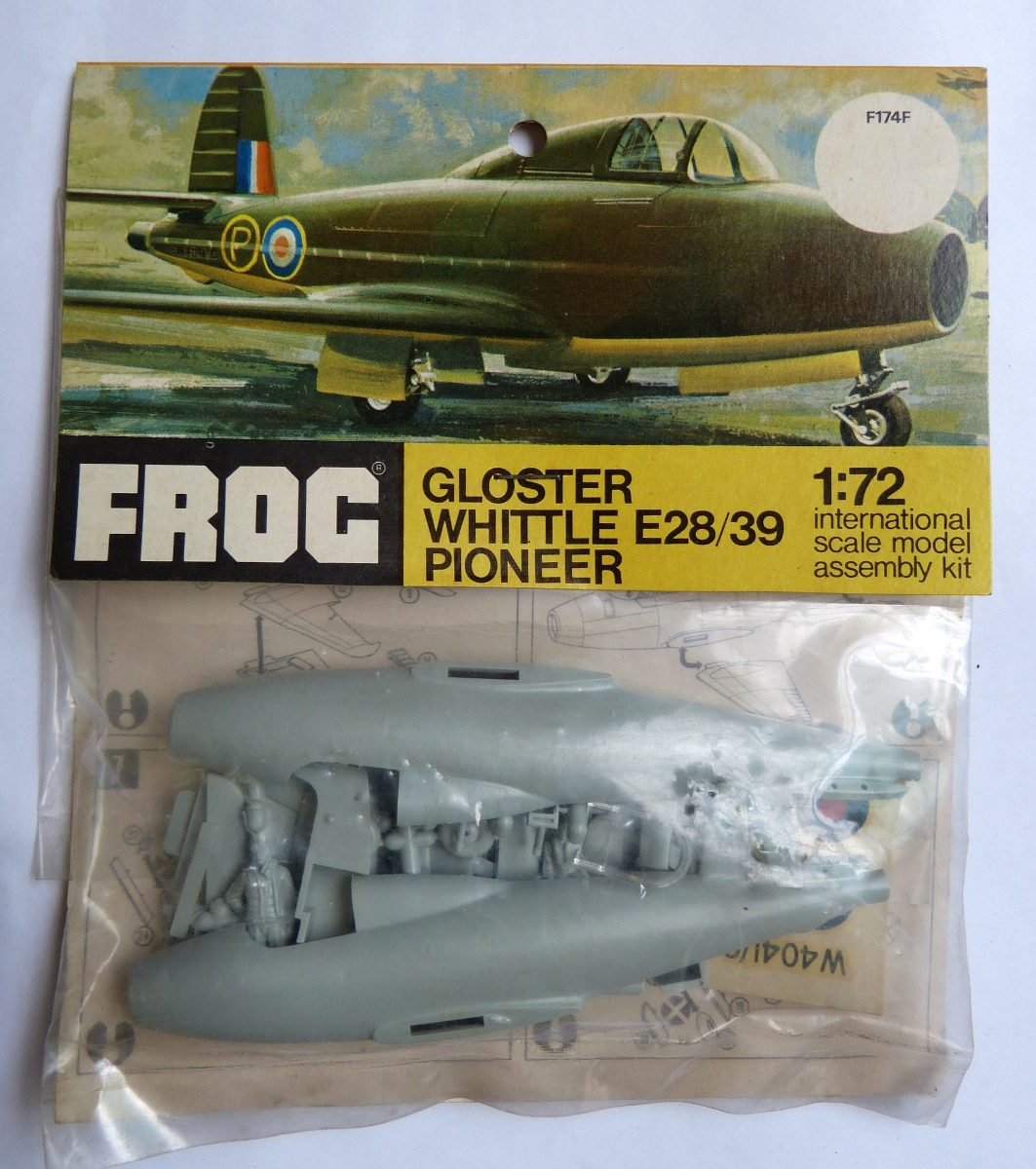 Image result for FROG Gloster whittle