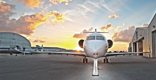 avion jet  sylsa aircorp  challenger 604 2012