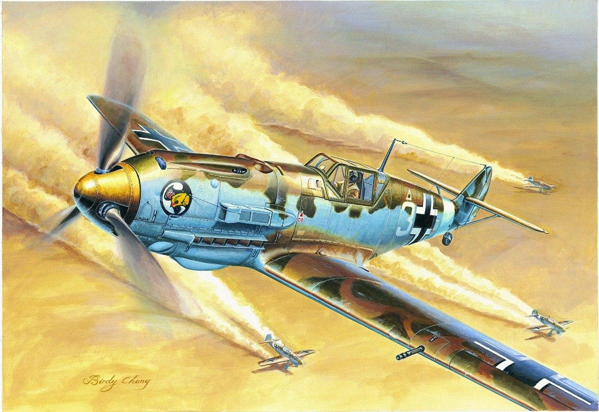 Bf 4 Avión E 109 Trop Marca Messerschmitt Trumpeter132 CrBoedxW