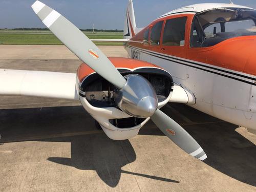 avion o avioneta piper pa-23-160 1958 muy bueno!