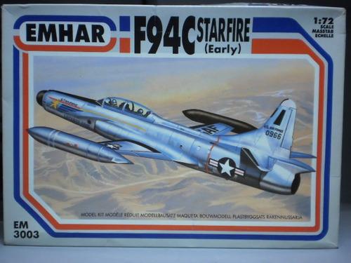 avion para armar f94 c
