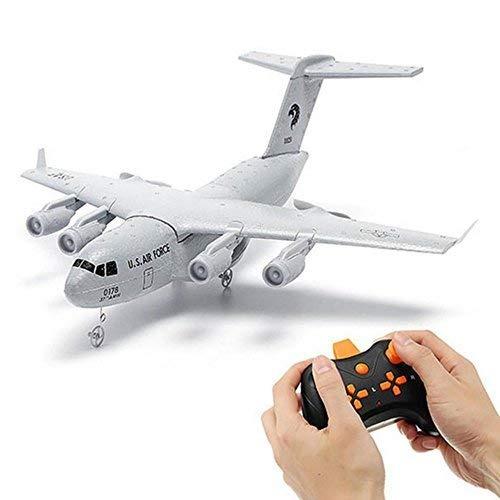 Avión Rc -rtf 2 4ghz C-17 Aviones De Control Remoto Para