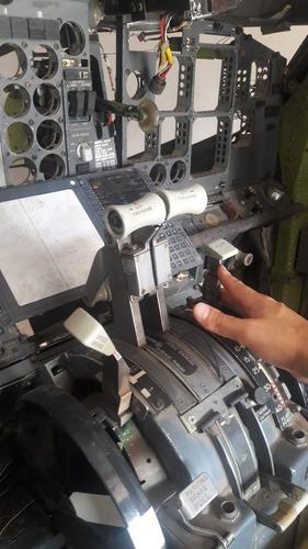 avion  simulador   ultraliviano   cesna