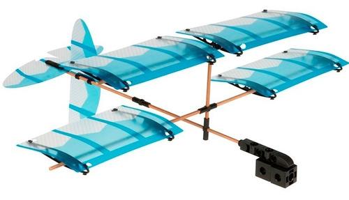 avion ultralight gigo 7402 experimento didactico edu full