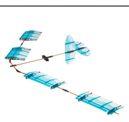 avion ultralight gigo 7402 experimento didactico educando