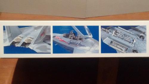 avion usa f-22 a raptor stealth - tamiya escala 1/72
