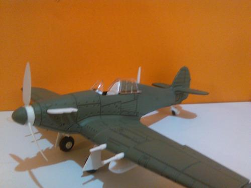 aviones a escala para armar