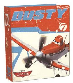 Aviones Escolar De Libretas Anillas Dusty Libreta Material 2 Hbe2WE9IDY