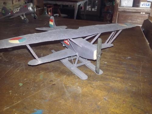 aviones de juguete, antiguos
