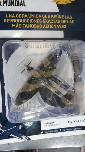 aviones de la segunda guerra mundial. la nacion. ent. 1 o 2