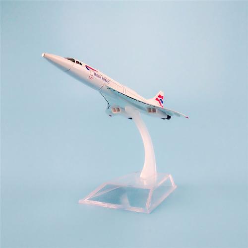 aviones e:1:400 aire british airways costa concordia g-boac