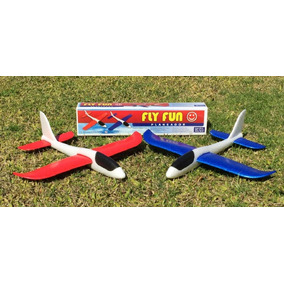 Fly Fun Juguete Planeador Avion Promo De Navidad QBsrdCxhto