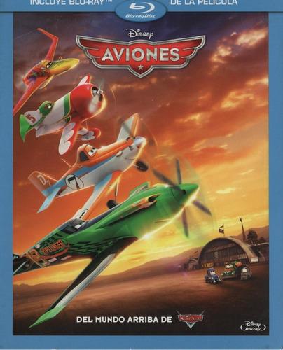 aviones planes disney pelicula blu-ray