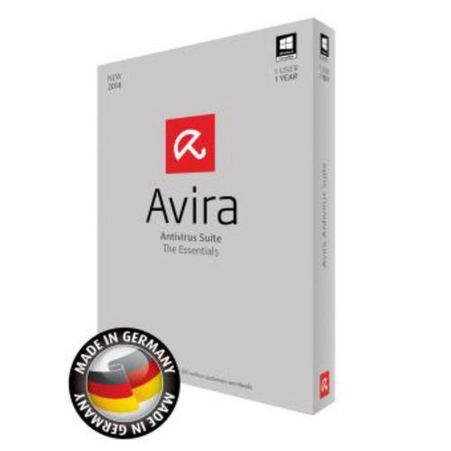 avira antivirus suite / pro 3 pc 1 año