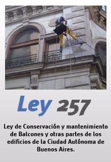 aviso permiso obra clausura ley257 ley5920 habilitación caba