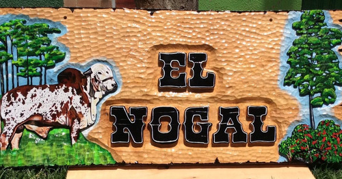 avisos,letreros artisticos tallados en madera maciza