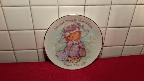 avon 1981 plato de coleccion    c3371